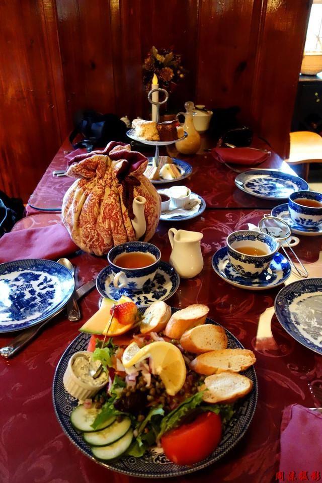 英国的下午茶久负盛名更是一种社交行为 www.qinpincha.com