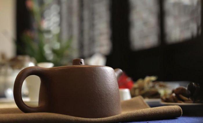 """中国古代茶典故""""单道开饮茶苏"""" www.qinpincha.com"""